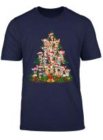 Chihuahua Christmas Tree Xmas Gift For Chihuahua Dog T Shirt