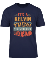 Kelvin Name T Shirt
