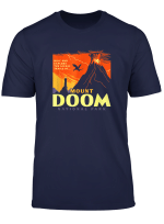 Hike And Explore Scenic Mount Doom National Park T Shirt