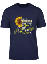 I M A Paraprofessional I Don T Stop When I M Tired T Shirt