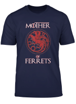 Farm N Fancy Mother Of Ferrets T Shirt