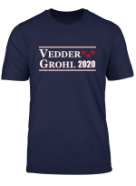 Seattle Rock Presidential Campaign Election Design T Shirt