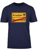 Kroatien T Shirt
