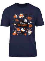 Halloween Tee Bt21 Bts Cute Chibi Tshirt For Men Woman Kids T Shirt