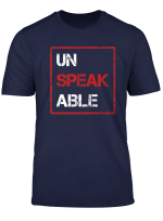 Distressed Un Speak Able T Shirt Video Gaming Tee For Kids
