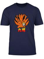 Naruto Naruto Kurama Nine Tails Chibi T Shirt