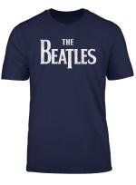 The Beatles Classic Logo T Shirt