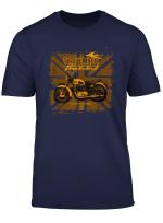 Vintage 1958 Triumph 650Cc Thunderbird Motorcycle T Shirt