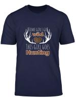 Damen Jagerin Spruch Geschenk Fur Jagerinnen T Shirt