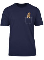 Bearded Dragon Shirt Youth Bearded Dragon Pocket