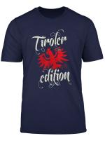 Tiroler Edition Fur Bua Madl Tirol Mit Adler Damen Herren T Shirt