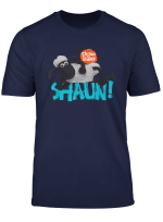 Official Shaun The Sheep Unisex Tshirt