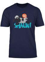 Official Shaun The Sheep Unisex Tshirt