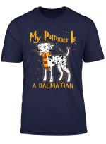 My Patronus Is Dalmatian Dalmatian Dog Gift T Shirt