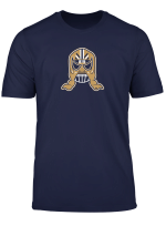 Officially Licensed George Kittle George Kittle Lucha Mask T Shirt