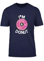 I M A Donut Halloween Costume T Shirt