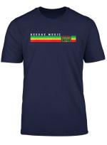 Reggae Music Rasta Flag Boombox Jamaica T Shirt