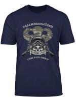 Fallschirmjager Tod Von Oben Bundeswehr Soldat Geschenk T Shirt