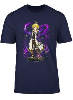 Meliodas Nanatsu No Taizai Anime Shirt