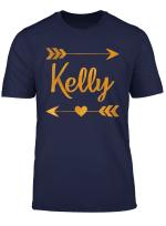Kelly Personalized Name Funny Birthday Custom Mom Gift Idea T Shirt