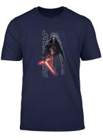 Star Wars Kylo Ren Episode 7 Logo Graphic T Shirt