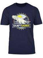 Mens Bampysaurus Tshirt Bampy Gifts From Grandchildren