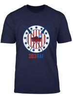 Wwii Raf Dywizjon Kosciuszki 303 Poland Spitfire Squad T Shirt