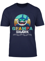 Grampa Shark Shirt