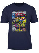 Marvel Spider Man Sinister Six Comic Graphic T Shirt