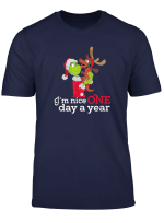 The Grinch I M Nice One Day A Year T Shirt