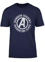 Marvel Avengers Academy Graduating Class Of 2019 T Shirt