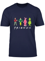 Funny Christmas Movie Characters Christmas Gifts T Shirt