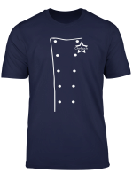 Das Offizelle Chefkoch Kochjacke Koch Jacke T Shirt