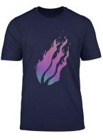 Fire Nation Video Gamer Soft Rainbow T Shirt