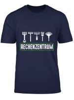 Rechenzentrum Gartner Natur Landschaftsgartner Geschenk T Shirt