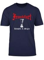 Frankfurt T Shirts Herren Damen Kinder Fan