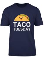 Taco Tuesday Funny Food Fiesta T Shirt