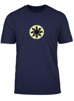 Magic White Mana Magic Card Fan T Shirt