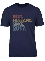 1St Wedding Anniversary Gifts Husband Since 2017 Shirt
