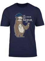 Bachelor 2019 T Shirt Abschluss Geschenk Bettchiller Lustig