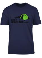 Karpfen T Shirt Back At Home