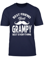 Mens Best Friend Best Grampy Best Everything Family Gift T Shirt