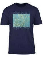 Classic Art Vincent Van Gogh Almond Blossom T Shirt