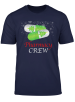 Pills Pharmacy Crew Funny Christmas T Shirt