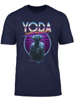 Star Wars Yoda Jedi Master The Ultimate Retro 80 S T Shirt