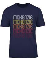 Mckenzie Tn Vintage Style Tennessee T Shirt