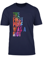 The First Pride Was A Riot Pride Parade Nyc 50Th Anniversary