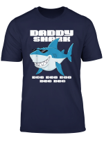 Daddy Shark Doo Doo Shirt For Matching Family Tshirts