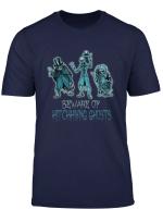 Beware Of Hitchhiking Ghosts Halloween T Shirt T Shirt