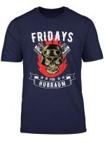Fridays For Hubraum Future Auto Motor Tuning Geschenk T Shirt